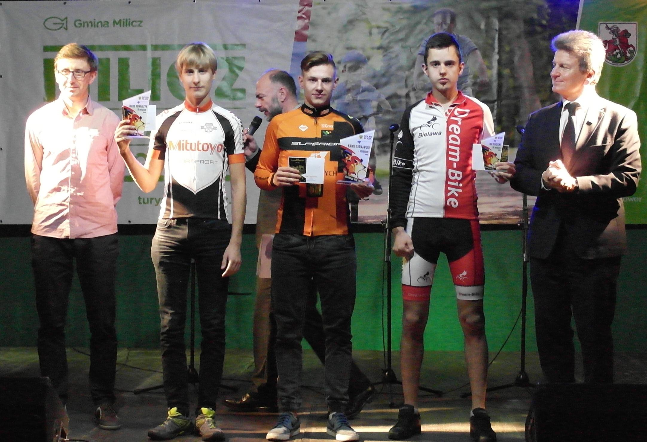 Jakub Kowalczyk 2. miejsce kat. junior challange DZKOL 2016