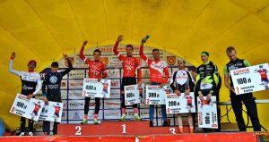 20171018 BM Ludwikowice podium elita giga fot. ROMET